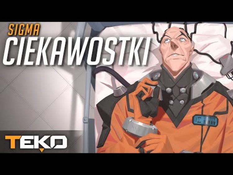 Sigma - Historia i Ciekawostki! [Overwatch]